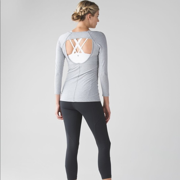 lululemon athletica Tops - NWT Lululemon Physically Fit LS Tee. Size 10.